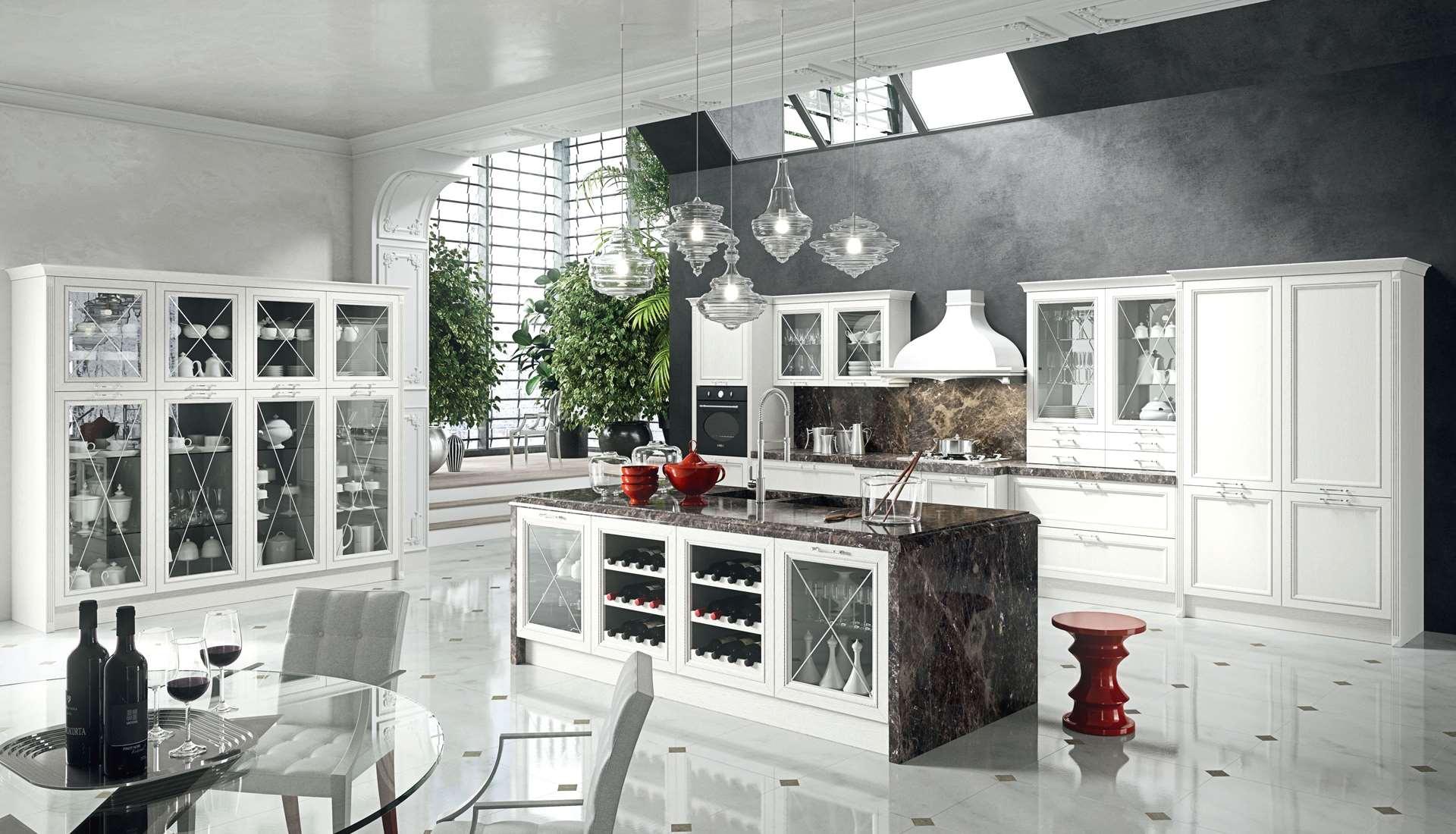 cucine a vista mariano cucine arredamenti su misura corigliano d'otranto